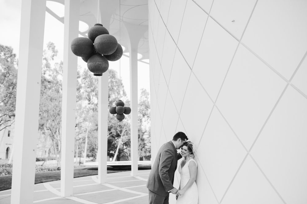 Caltech wedding photography.