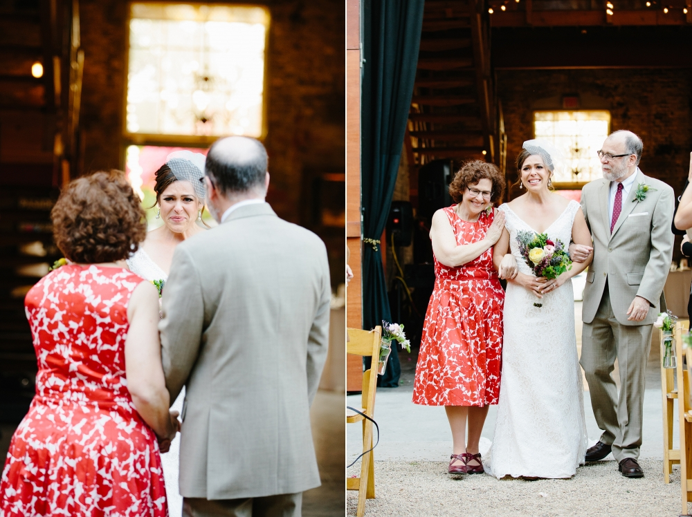 Huron Substation wedding photography.