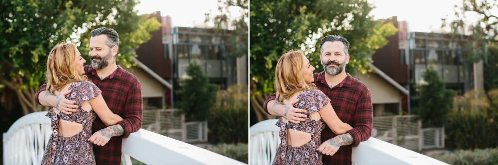 Adorable moments between Max and Drew.