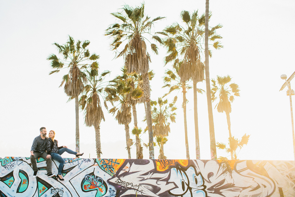 Max and Drew at the beach.