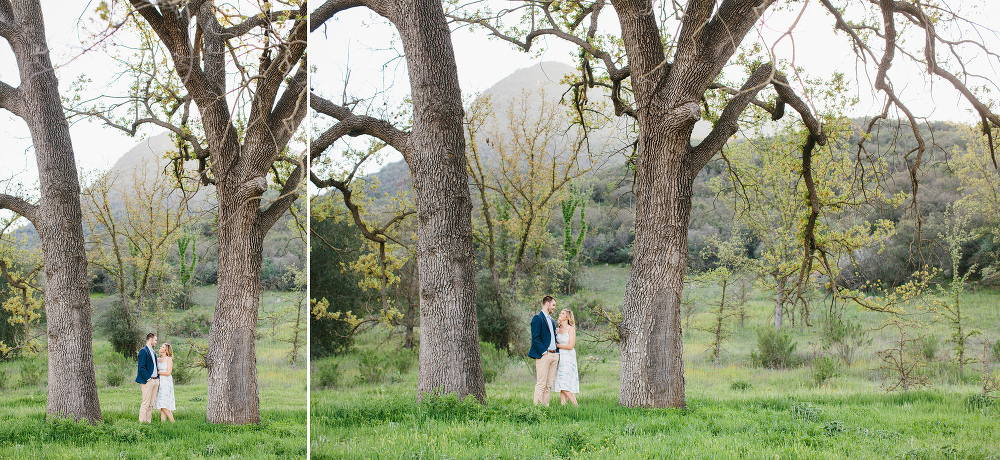 Kara and Sean with a gorgeous view.